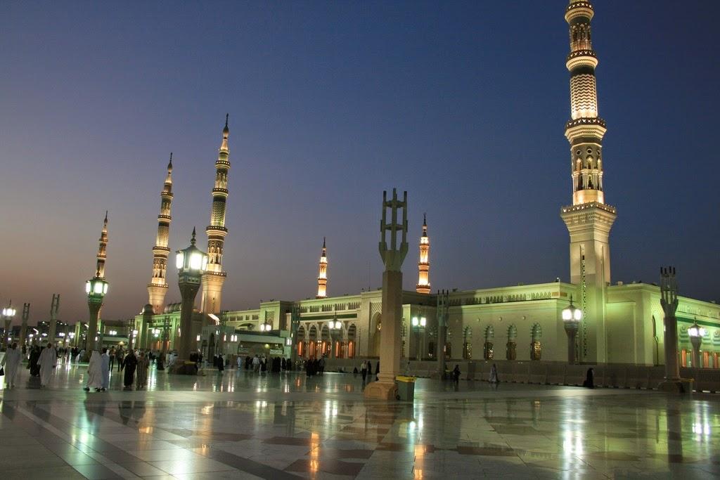 ... of Masjid N... Masjid Al Nabawi Hd