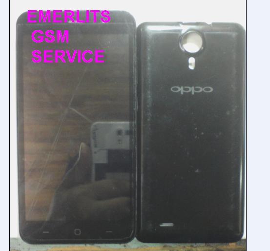 OPPO V1 Firmware MT6572 - Emerlits Gsm Service