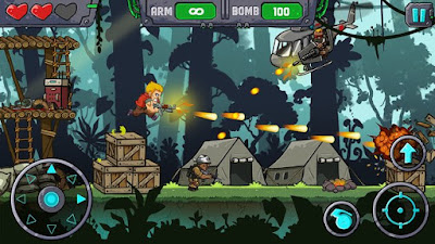 Metal Shooter Super Soldiers APK Download Latest Version v1.88 Terbaru For Android