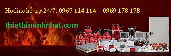 Minh Nhật chuyên cung cấp vật tư, thiết bị phòng cháy chữa cháy giá rẻ, chất lượ