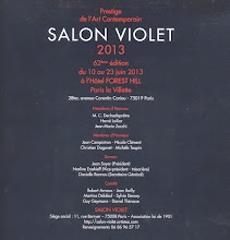 CAPTON AU SALON VIOLET 2013