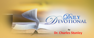 Responding to Disappointment by Dr. Charles Stanley