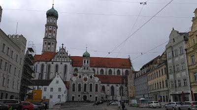 iglesia augsburgo turismo