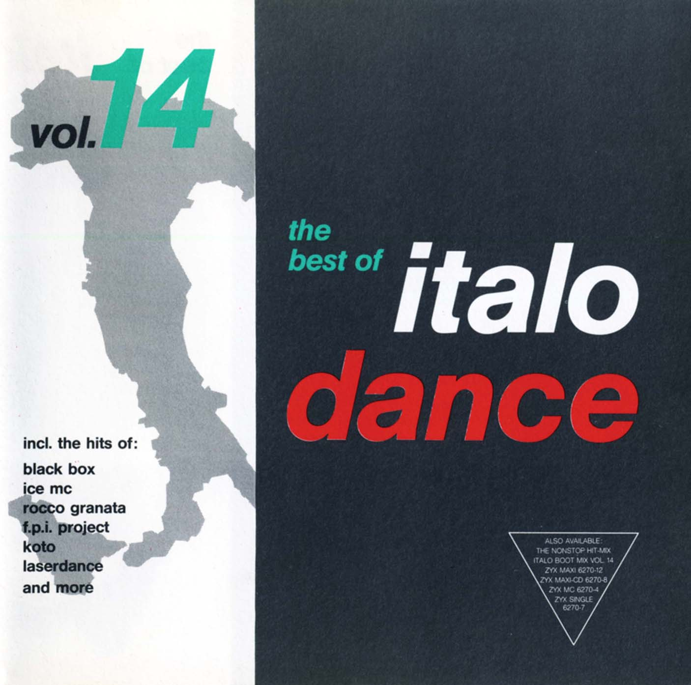 Various The Best Of Italo Disco Vol 6