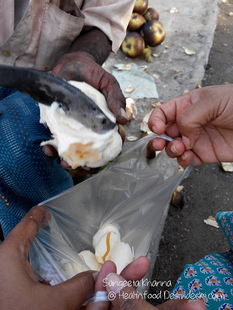 nungu, tadgola or Ice apple