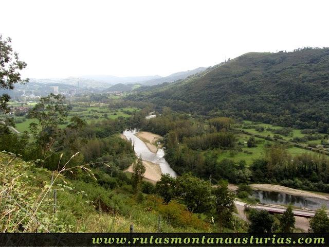Ruta Bueño Peña Avis: Central de Soto de Ribera