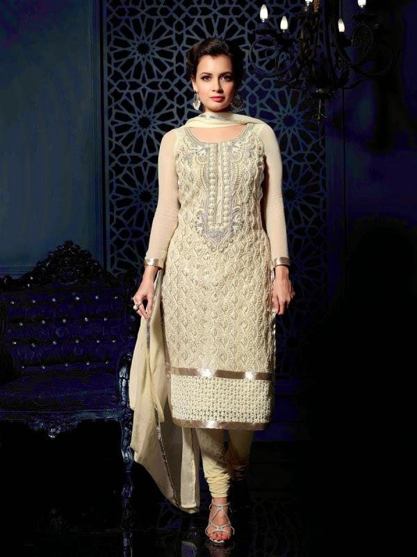 Model Dia Mirza Photo shoot Stills In Yellow Dress