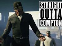 San Andreas Straight 2 Compton Mod Apk 2.2