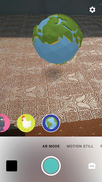 motion stills app by google