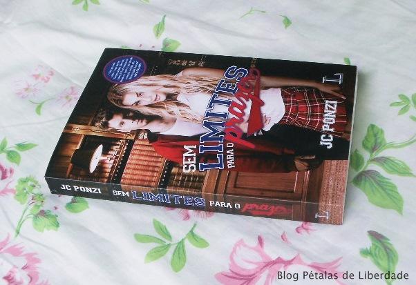 Resenha, livro, Sem-limites-para-o-prazer, JCPonzi, Ler-Editorial, critica, opiniao, trecho, fotos, capa, hot