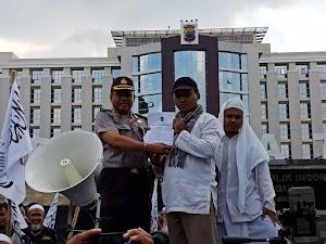 Umat Islam Semarang Gelar Aksi 64 Tuntut Sukmawati Diproses Hukum