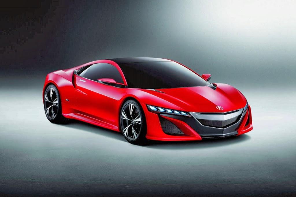 Best Cars Nge: Honda Sport Cars