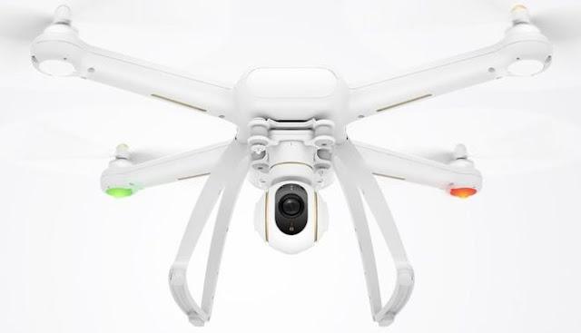 Xiaomi Mi Drone Teknologi Quadcopter Canggih Dengan Kamera 4K