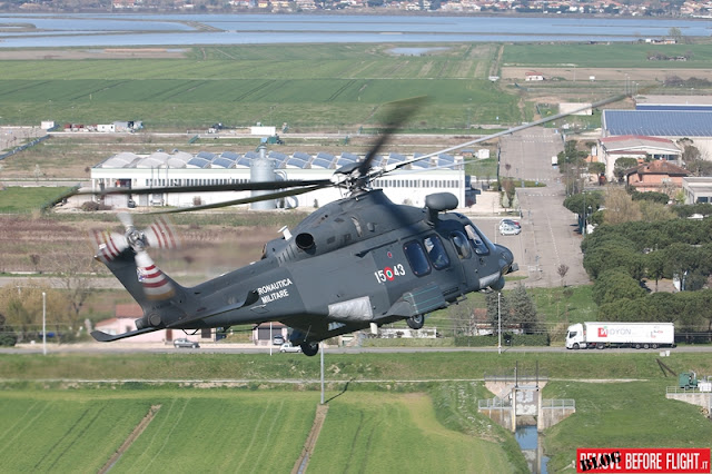 PAKISTAN SELECTS THE AW139 FOR SAR ROLE