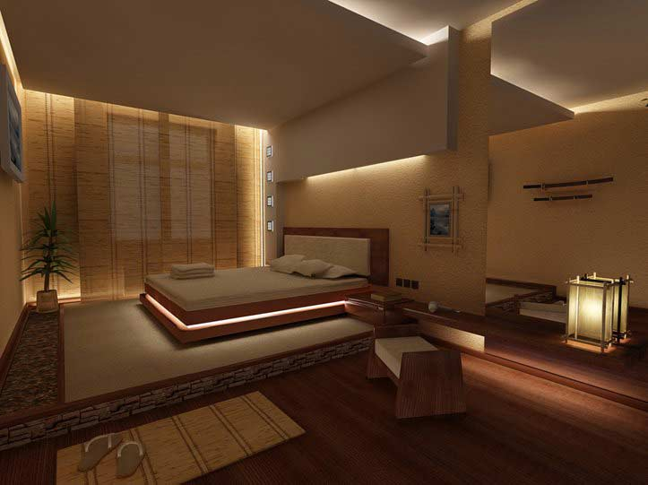 Top 50 Japanese style bedroom decor ideas and furniture
