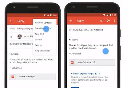 """تطبيق-Gmail-اصبح-يدعم-""""الوضع السري""""-للأندرويد"""