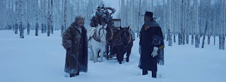 the hateful eight-kurt russell-james parks-samuel leroy jackson