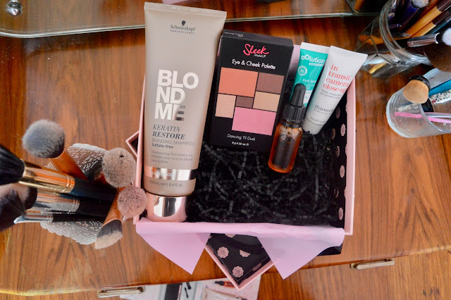 march 2017 glossy box unboxing