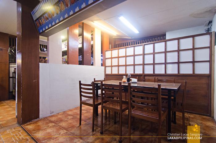 Merienda ni Nanay Tagaytay