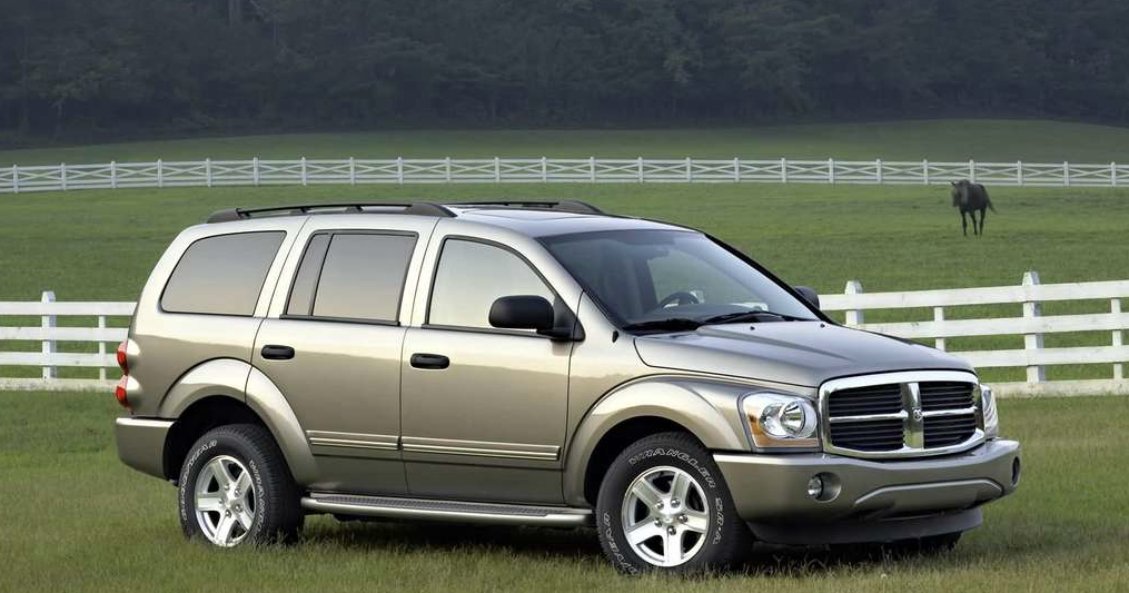Jc Auto Sales >> Top 10 Best-Selling SUVs In America - 2004 Year End - GOOD ...