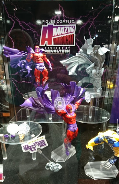 Amazing Yamaguchi Revoltech Magneto