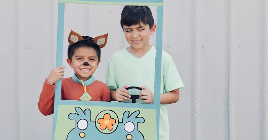 Kids Halloween Costumes | DIY Scooby Doo and Shaggy