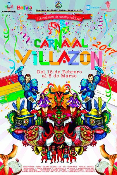 Programa Carnaval de Villazón 2017