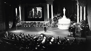 Primera Ceremonia de los Oscar retransmitida por TV - 1953