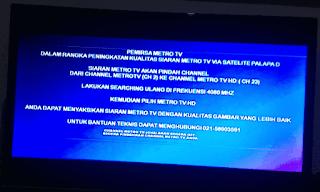 Metro TV terbaru