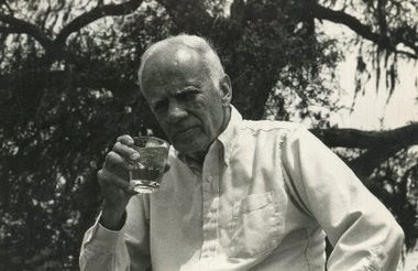 Walker Percy, Bourbon, and the Holy Ghost
