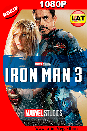 Iron Man 3 (2013) Latino HD BDRIP 1080P ()