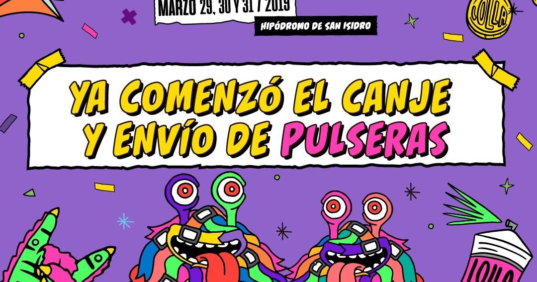 395d60b3c431  lollapalooza comienza el canje y envío de pulseras para la sexta edición  en Argentina - PanoramaDirecto.com