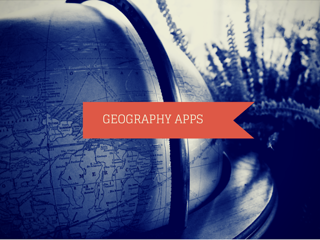 Best Geography Apps for Kids to learn about the world