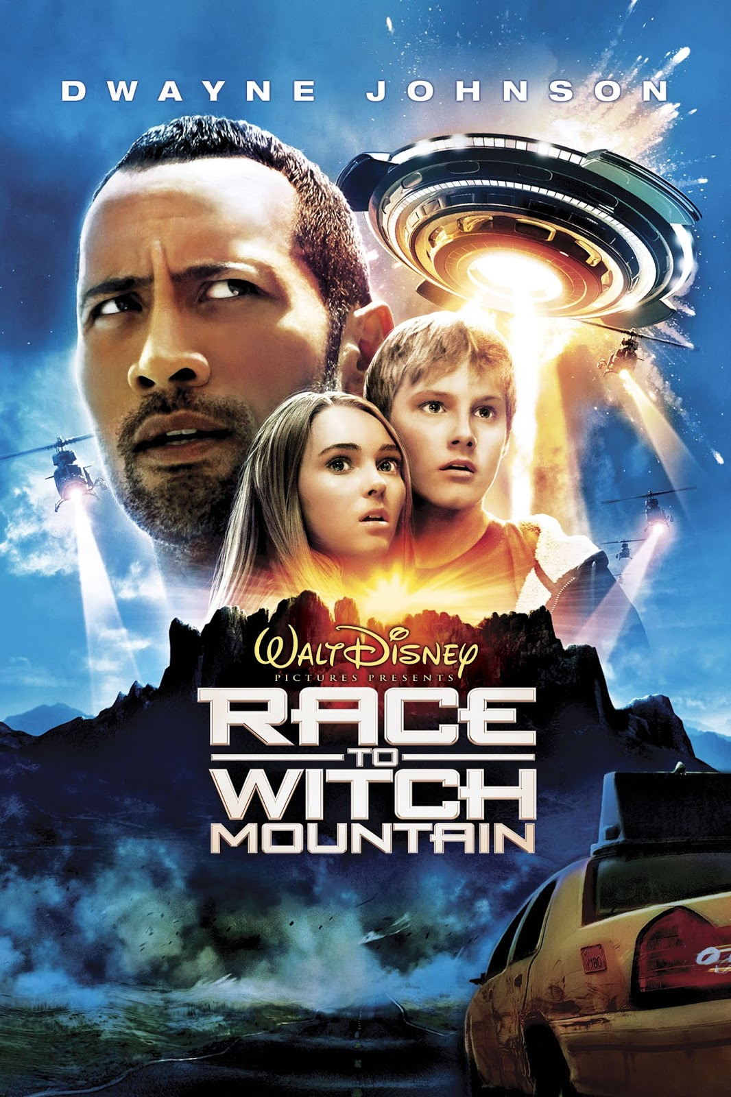 Race to Witch Mountain [2009] [DVDR] [NTSC] [Latino]