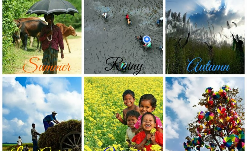ఋతువులు వాటి అర్ధములు - Rithuvulu - Meaning of seasons