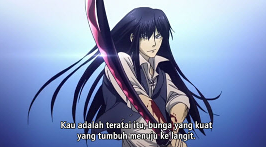 Download Anime D.Gray-man Hallow Episode 13 Subtitle Indonesia Final