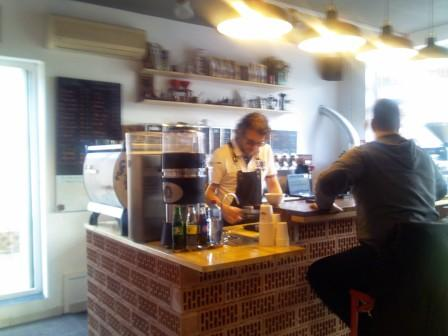 Corretto coffee shop