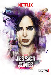 Série Jessica Jones – HD 720p Dublado