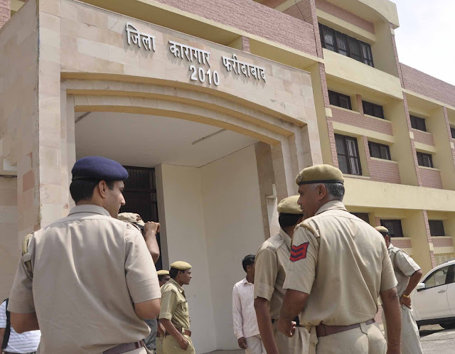 376 and 377 case of khaki stained in female security month, police worker on manipulation of woman