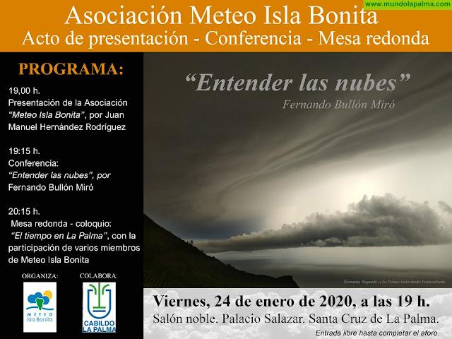 """Conferencia y mesa redonda """"Entender Las Nubes"""" con Fernando Bullón"""