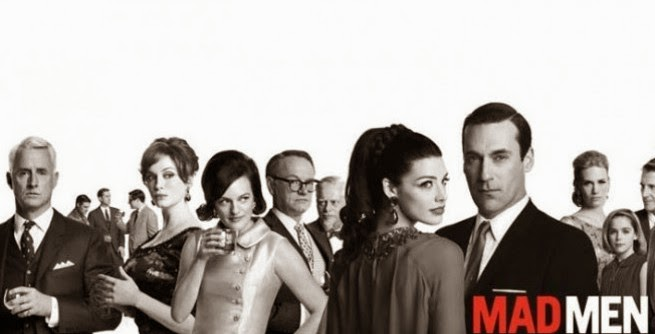 Mad men, Interior design, mad men set decor