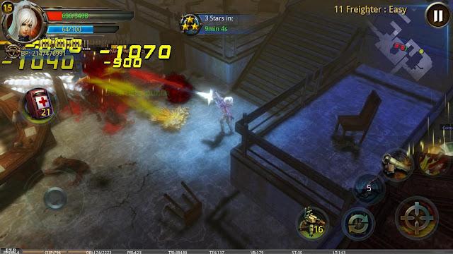Broken Dawn 2: Game Android Offline Keren untuk RAM 1GB