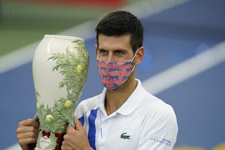 Novak Djokovic wins estern & Southern Open Title