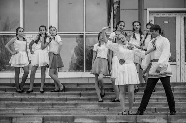 концертная программа в Первомайском, Тамбовская обаласть