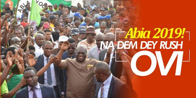 @GovernorIkpeazu; My Business In Government Is To Do Good