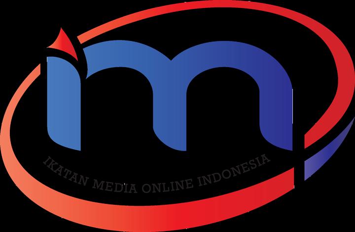 Logo IMO Ikatan Media Online Indonesia 237 Design