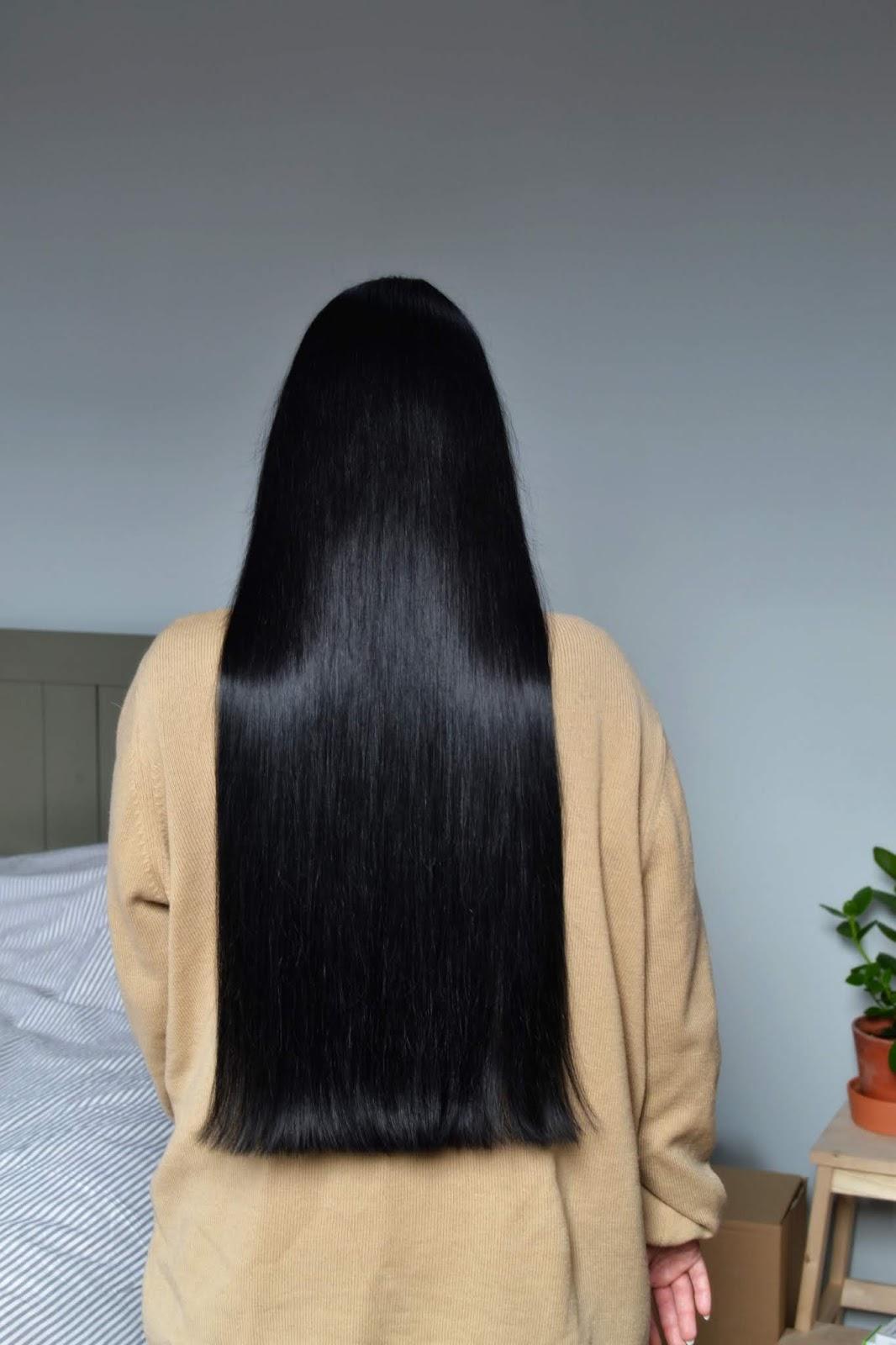 Wspólna Akcja Zagęszczania Włosów, efekty po pierwszym miesiącu