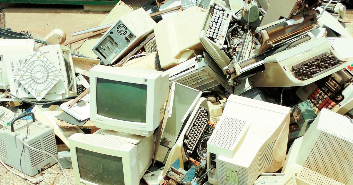 Campanha de coleta de eletroeletrônicos ocorre neste sábado em Araraquara