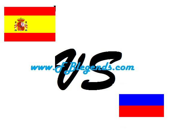 مشاهدة مباراة اسبانيا وروسيا بث مباشر مباراة ودية بتاريخ 14-11-2017 يلا شوت russia vs spain