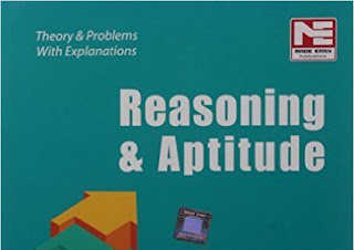 Reasoning And Aptitude Book GATE/ SSC/ PSU by IRS Nem Singh PDF